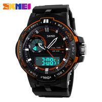Skmei Men Luxury Brand LED Digital Men Sports Watches Military Waterproof Watch Fashion Quartz Casual Men's Dress Wristwatches