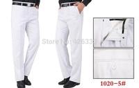 Fashion Pantalones Hombre Suit Pants Mens Dress Pants New 2014 Slim Fit High Quality Mens Pants Foemal Man Blazer Pants