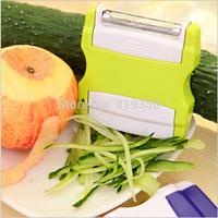 New Hot Multifuntional Vegetable Fruit Peeler and Grater Kitchen Easy CookingTools Julienne Slicer Wholesale
