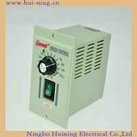 input AC 220V output 0-220V DC motor speed controller