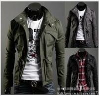 Autumn outfit trend favors coat of cultivate one's morality men's clothing han edition men's men's jacket coat men's jacket