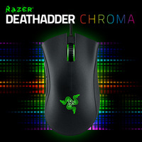 Razer Deathadder Chroma Gaming Mouse,10000 DPI, Brand New,without Retail box, fast & Free shipping.