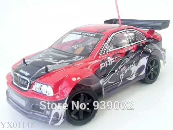 1:16 RC car Nitro Gas GP 05 Engine 4WD RTR Racing Mini Car radio remote control cars toys(China (Mainland))
