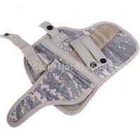 Best Tactical Durable Nylon Waist Ambidextrous Airsoft Pistol Gun Holster with Velcro Closure oud7102