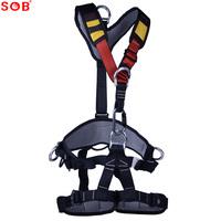 Professional Climbing Safety Belt Full Body Protect Belt