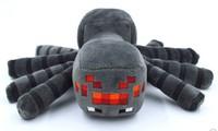 New Minecraft Spider Plush toys High Quality Game Cartoon Toys 17cm Cartoon Game Toys