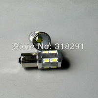 50pcs/lot Super Bright Canbus CREE R5+12 LED 5630smd Backup Light 1156 S25 (P21W) Car Lights No error signal report for some car