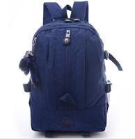 Mochila kippling escolar girls school bag fashion women backpack laptop bags women travel bags bolsa kippling feminina 2015