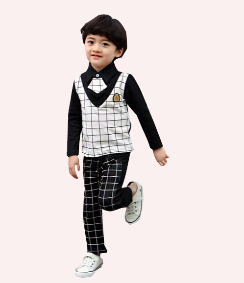 Design Boys Clothes boys clothes Korean design