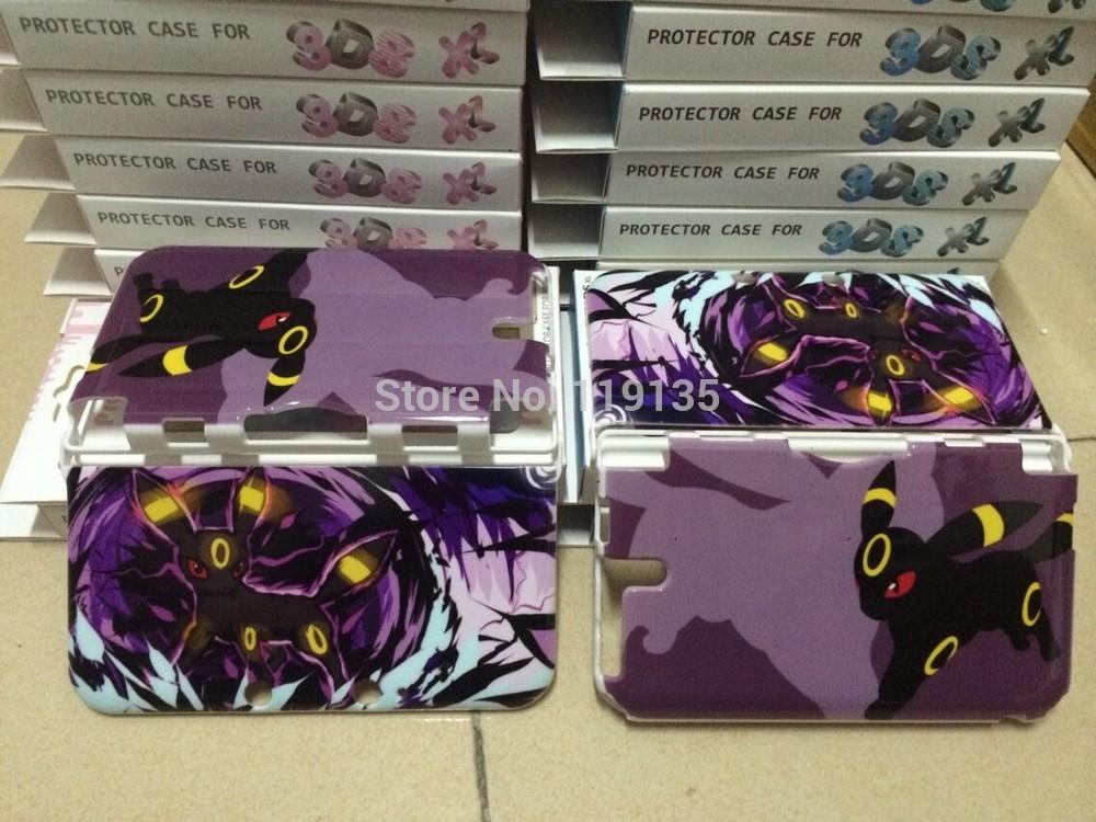 Pokemon 3dsxl case promotion achetez des pokemon 3dsxl for Housse 3ds pokemon