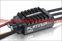 HobbyWing Platinum 100A V3 Brushless ESC Speed Controller for RC Model