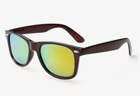 2015 New Arrival Men Sunglass Polarized Fashion Eyewear Wayfarer Style Driving Antireflection Lens Glass Drop Shipping
