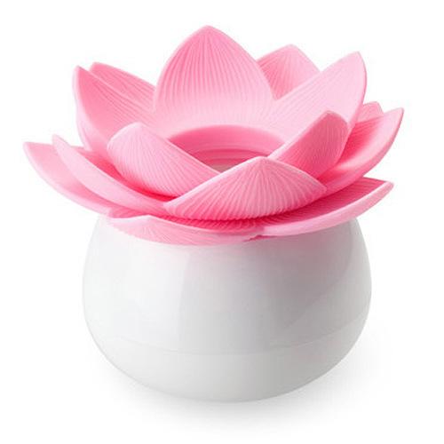 A04-27-06 yaratıcı ev güzel lotus tarzı kürdan kutusu masaya 0