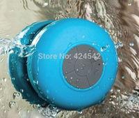 Biggest Discount !!! Portable Waterproof Wireless Bluetooth Speaker Shower Car Handsfree & Music Suction Phone Mic