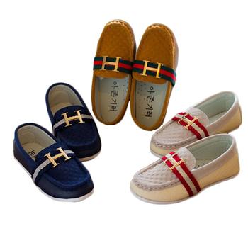 2015 новый детская обувь летом принцесса детская обувь дети детские мокасины свободного покроя плоские туфли для девочки обувь sapato bebe