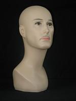 Plastic mannequin men,mannequins display,mannequin dummy head,wigs & hat & glass mannequin head display
