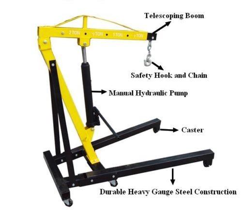 Floor Crane Lifter Heavy Duty Vestil Mobile Wheel(China (Mainland))