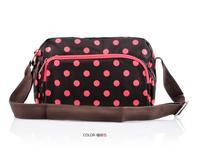 Korean Fashion Shoulder Bag Women Messenger Bag / Children Bag Dot School Bags