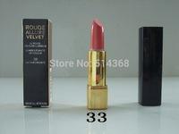 Brand Professional Makeup ROUGE ALLURE VELVET Lipstick 3.5g Lipsticks Lip Gloss 20 Colors Cosmetics Lip Stick 1pcs