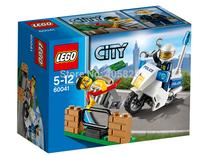Original Brand Lego Blocks Bricks Learning Educational Models & Building Classic Toys 60041 CITY Series Crook Pursuit 38PCS