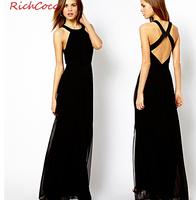 chiffon Women Dress 2015 New Fashion Dress Ladies Warm Cotton Slim Casual Dresses Plus Size Women's Winter Dress Sexy Work Wear