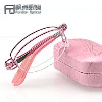 High Quality folding reading glasses  Anti-fatigue  fashion  portable female glasses+1.0 +1.5 +2.0 +2.5  +3.0 +3.5 +4.0
