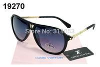 2015 New Fashion Retro elegant star Sunglasses Women men Sunglasses Free shipping