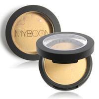 MYBOON Baked Powder Matte Concealer Cover Face Powder Velvet and Fine Powder Foundation