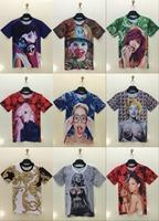 t shirt 2015 spring new shirts beautiful tee golden corn 3D T-shirt of high quality tshirt cotton short-sleeved T-shirts