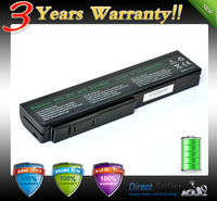 Rechargeable 4.4Ah NoteBook Pack Battery For ASUS N61JV-JX137V N61JV-JX137V-SK N61JV-JX231V N61JV-JX252V