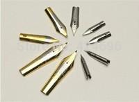 Pen Nib Genuine Accessories, The Brand GM Iridium Pen Tip, 0.38 Sharp, Sharp Bend Steel Art
