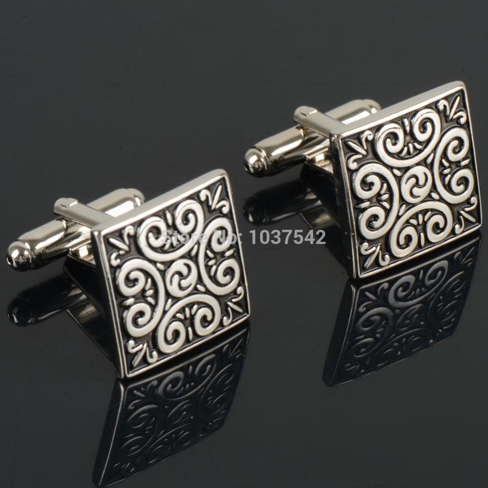Запонки и зажимы для галстука HKYRD IA943 P