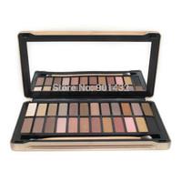 Free Shipping New Arrived Lastest NAKE 4 Makeup Eyeshadow Palette Cosmetics 24 Color NK4 eye shadow Brush Make up Set