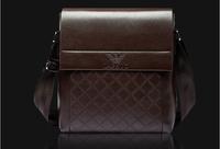2015 new arrival korean style fashionable men messenger bag single strap shoulder bag buiness briefcase bag men leisure bag