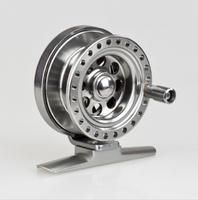 free shipping 2015 hot sale metal BLV50 carp ice fishing reel Fly Fishing Fish line Wheel Ocean stream fishing supplies