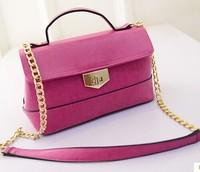 2015 New women messenger bags fashion chain wave baodan 5 colors women handbag fashion handbags shoulder bag lady bag wholesale