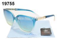 Free shipping luxury 100% high quality  2015 brands retro vintage design fashion  men women sunglasses Original box