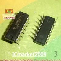 10 PCS SN74LS00N 74LS00N 74LS00 DIP-14 SN74LS00 QUAD 2-INPUT NAND GATE