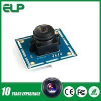 1080p 2.0 megapixel YUY2 and MJPEG mini usb camera module ELP-USBFHD01M-L60