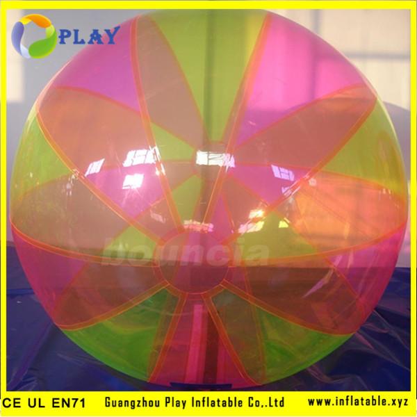PVC inflatable human balloon water bounce ball(China (Mainland))
