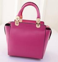 2015 New fashion shoulder handbag 5 colors women messenger bags ladies bag baodan flashes trade women handbag wholesale