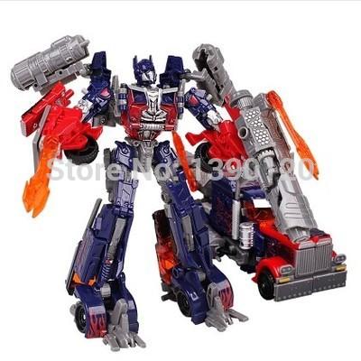 4 Toys Optimus Prime Robot