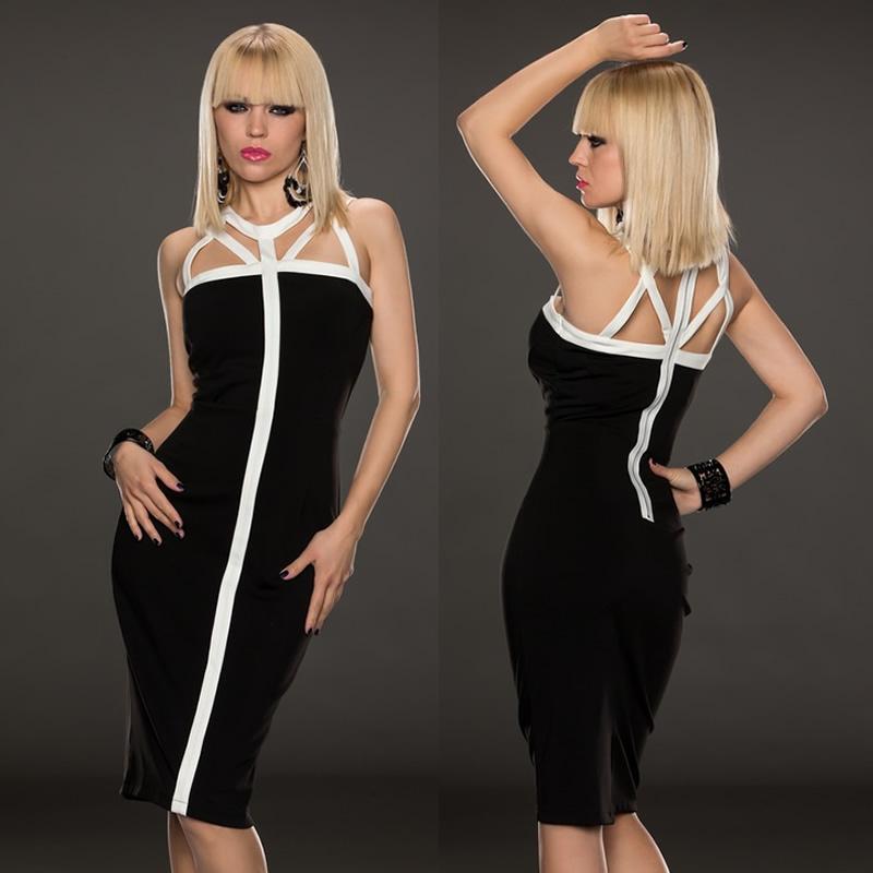 Коктейльное платье Women's dress 2015 bodycon cocktail dress коктейльное платье ocs bandage dress 2015 h1150