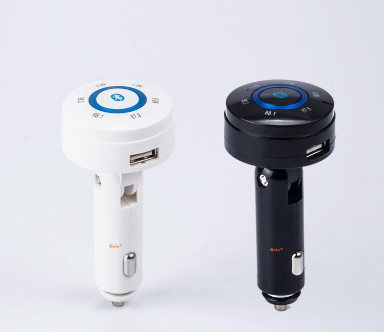 Bluetooth громкой связи Автомобильный комплект fm