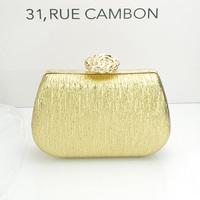 We Best Quality Wholesale Price Women's Diamond Clutch Purse Luxury Rhinestone Evening Bag Bling Wedding Crystal Bag