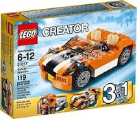 Original Brand Lego Blocks Bricks Learning Educational Models & Building Classic Toys 31017 3-in-1 Sunset Speeder 119PCS