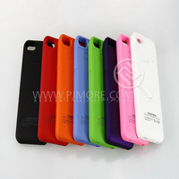 2200 mah External Back Battery Power Case For iphone 5 5s Portable Mobile Charger Backup Battery Case