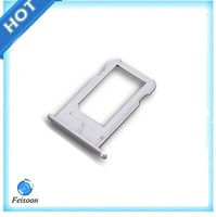 10pcs/lot 100% original new Sim Card Slot Tray Holder for iPhone 5 5G free shipping