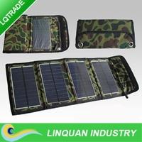 7W Folding solar charging bag