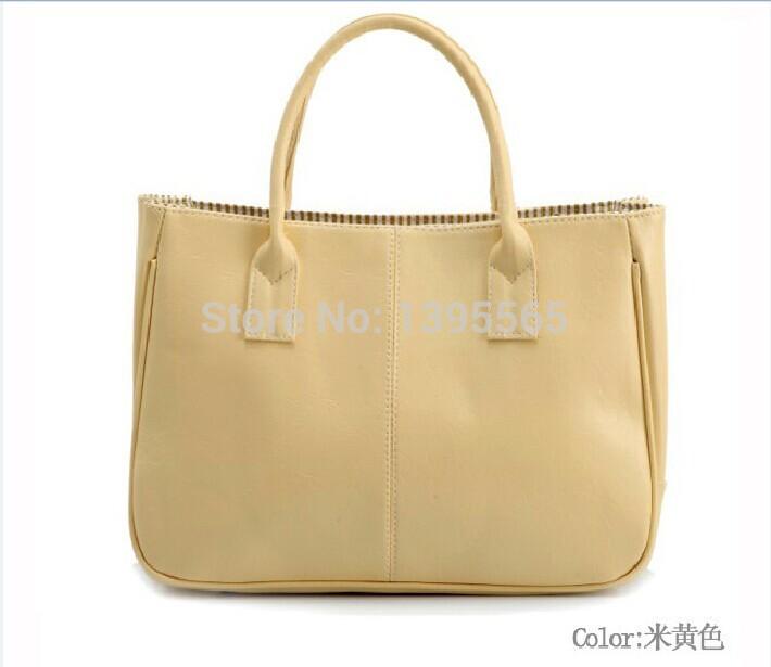 Free shipping Women's Handbag women messenger bags Cross Body Bagi women leather handbags Wholesale colourful bags for 2015(China (Mainland))